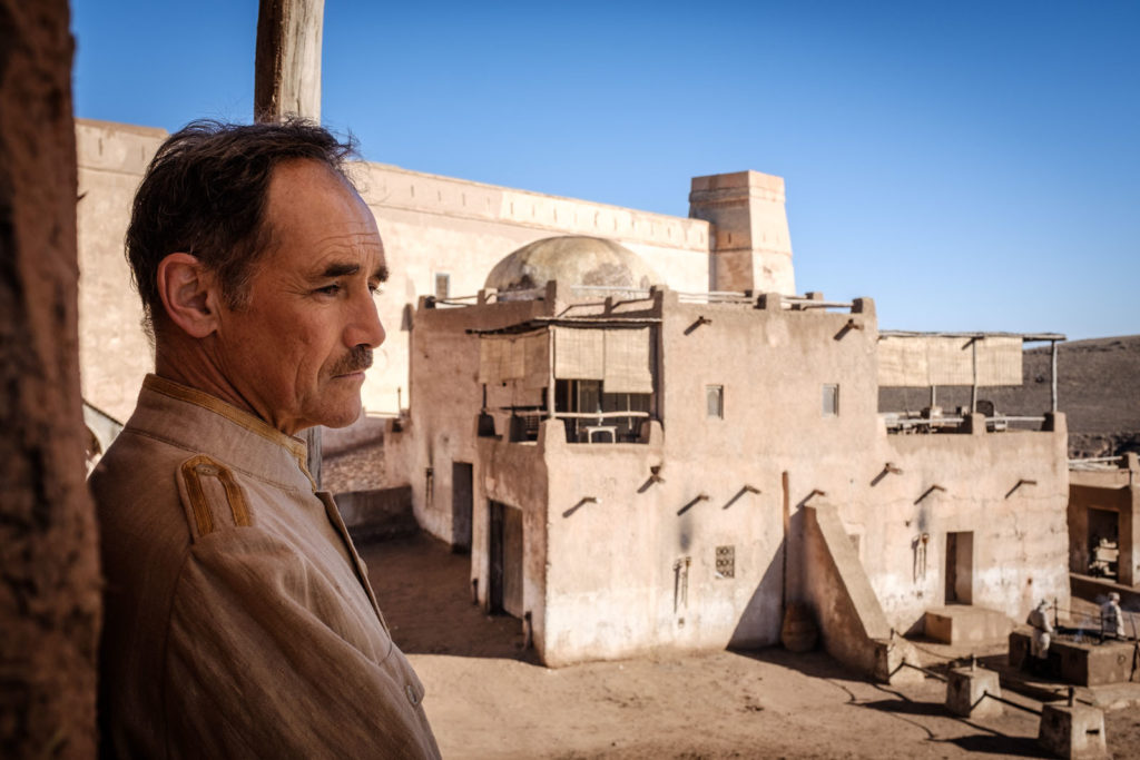 Waiting for the barbarians Mark Rylance