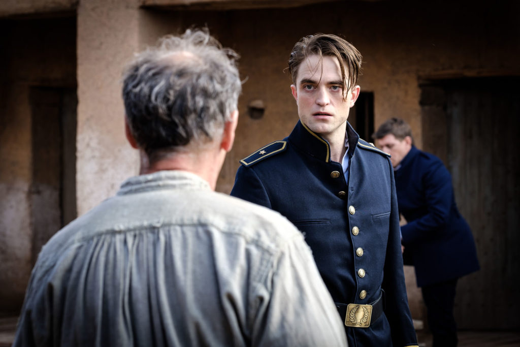 Waiting for the Barbarians Robert Pattinson Mark Rylance