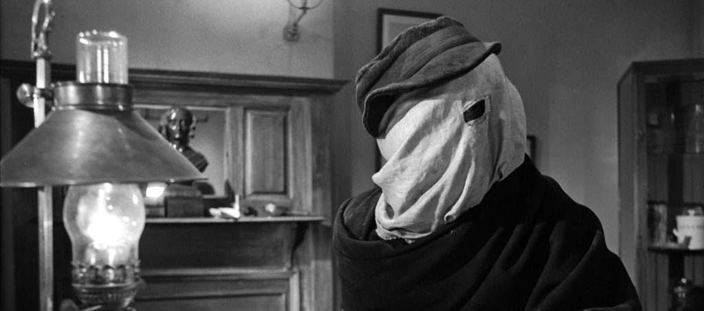 John Hurt dans Elephant Man de David Lynch