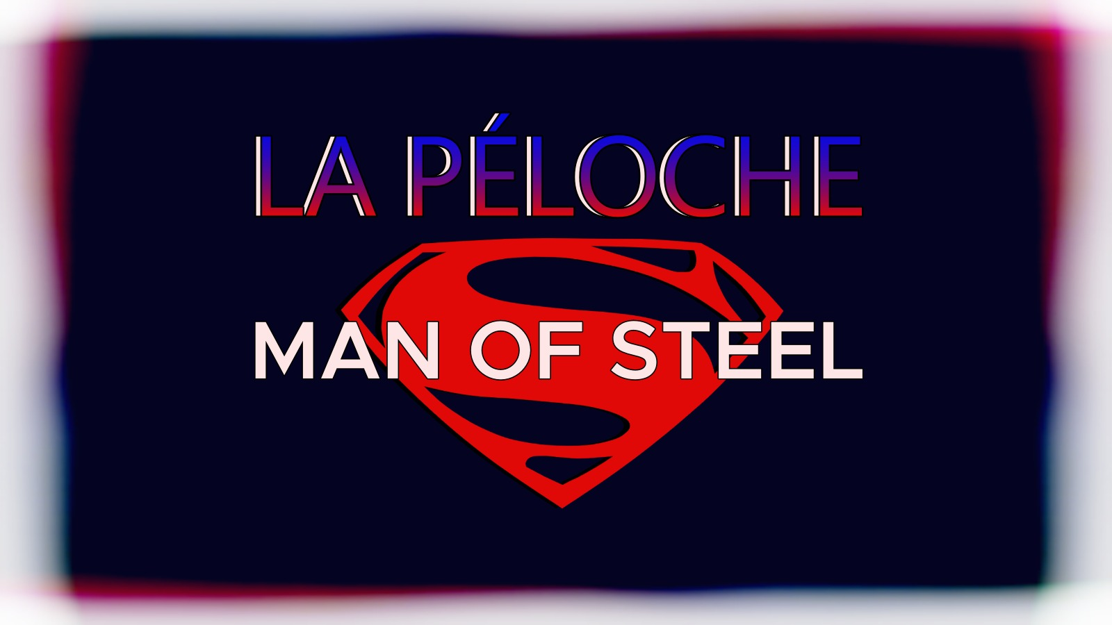 la peloche man of steel