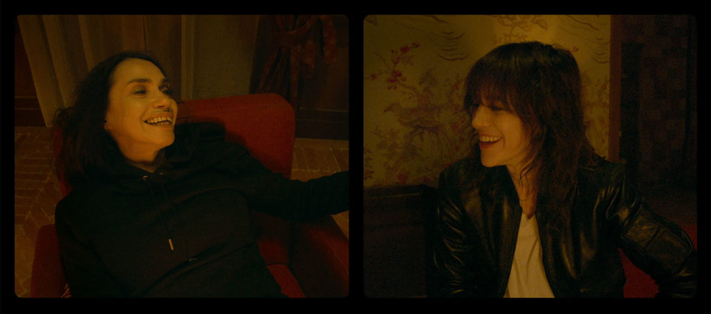 lux aterna béatrice dalle charlotte gainsbourg