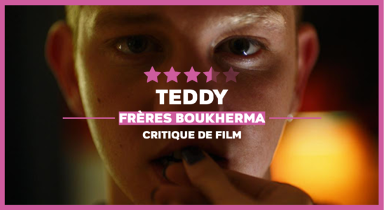 Anthony Bajon dans Teddy